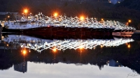 Navires de pêche hauturière  au port du  légué_1