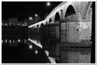 Le pont sur la Saône _1