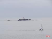 Calme plat sur l'île Harbour_1