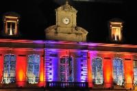 Hôtel de ville by night_1
