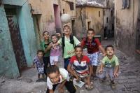 ALGERIE-Enfants après l'école_1