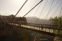 ALGERIE-Pont Suspendu à Constantine_1