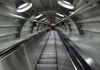 Escalator - Atomium BRUXELLES_1