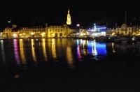 phot o de nuit Binic gde marée_2