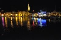 phot o de nuit Binic gde marée_4