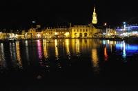 phot o de nuit Binic gde marée_5